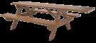 Sapir Picnik Table accessible