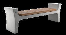 ספסל רומי עץ