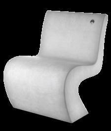 מושב נחשול עם משענת