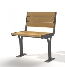 מושב פלד עץ