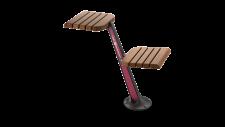 ספסל נחליאלי USB